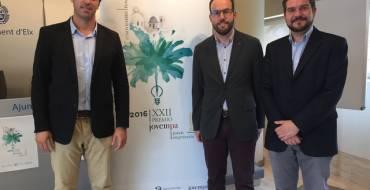 El Ayuntamiento colabora con JOVEMPA en el XXII premio al Joven Empresario