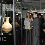 Inauguración del MAHE el 18 de mayo de 2006.