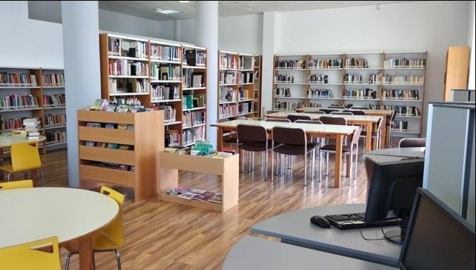 Biblioteca José Fuentes (Torrellano)