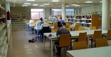 Abren de nuevo al público las salas de estudio de las bibliotecas municipales Aureliano Ibarra y Alberto Miralles