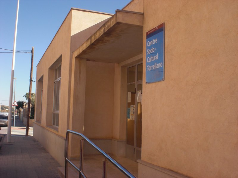 Sala de lectura Torrellano