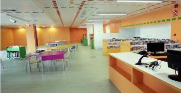 Apertura de la Biblioteca Alberto Miralles y de todas las secciones y/o bibliotecas infantiles, a excepción de la Biblioteca Mestre Pep Sempere