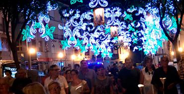 Eventos con cortes de calle o limitación de estacionamiento previstos para las fiestas de agosto