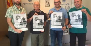 40 aniversario de la Asociación de Vecinos El Toscar, pionera en el asociacionismo ilicitano
