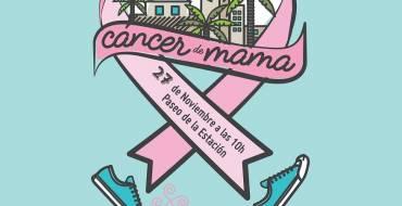 XII carrera contra el cáncer de mama
