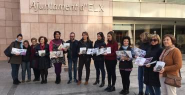 El Ayuntamiento de Elche lanza una campaña contra la violencia de género simulando un catálogo comercial
