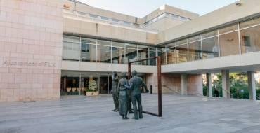 L'Ajuntament d'Elx expressa el seu condol pel tràgic accident a Sangonera en el qual han mort quatre il·licitans