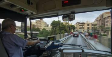 Ganadores del concurso Autobuses Urbanos Semana de la Movilidad