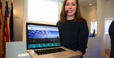 El Ayuntamiento de Elche crea una nueva página web más sencilla, ágil y atractiva