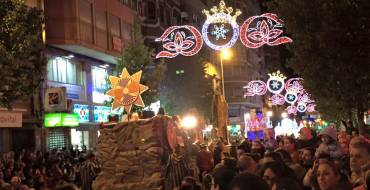 La Navidad llega a Elche con más iluminación