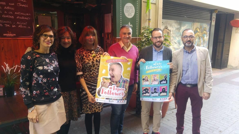 José Antonio Tenza se suma a la campaña del Ayuntamiento #ElcheFollowers para impulsar el pequeño comercio local