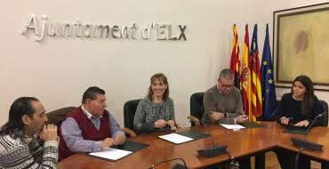 Firmado un convenio para apoyar a la población gitana