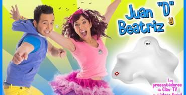 """Juan """"D"""" y Beatriz, Misión Fantasma"""