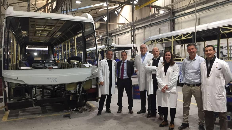 L'Ajuntament integrarà les últimes novetats al sis autobusos que en el mes de maig s'incorporaran a la flota