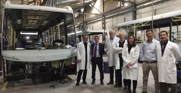 El Ayuntamiento integrará las últimas novedades en los seis autobuses que se incorporarán a la flota en mayo