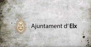 El Ajuntament d'Elx os desea felices fiestas