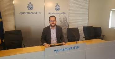 Elche recibe 125.000 euros para la contratación de cinco desempleados que participarán en dos proyectos experimentales