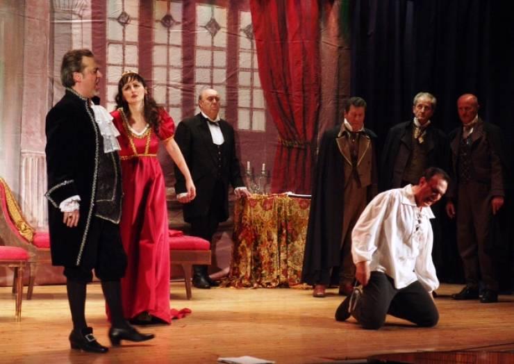 Tosca, de G. Puccini