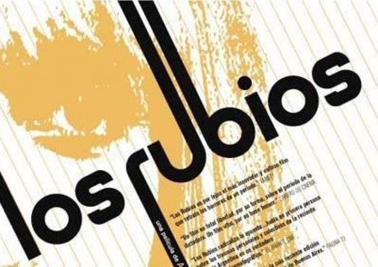 """CICLO DE CINE """"LA MEMORIA RECONSTRUIDA"""" Los Rubios (2003) – Argentina"""