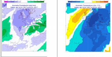 L'Ajuntament activa el protocol davant de l'amenaça d'una onada de fred polar la pròxima setmana