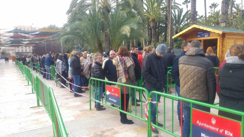 La venta de entradas de la Cabalgata se traslada a la Plaça de Baix