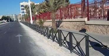 El Ayuntamiento finaliza las primeras obras pendientes del Pressupost Participatiu de 2010-2011
