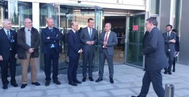 El alcalde destaca los efectos positivos de la EUIPO en la economía provincial