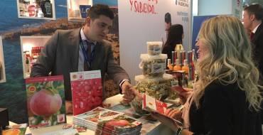 Visitelche asiste a Madrid Fusión junto con la asociación Alimentos de Elche, los productos del Camp d´Elx y la denominación de origen protegida Granada Mollar de Elche
