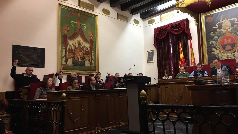 Acuerdo unánime en el pleno para reclamar la vuelta de la Dama a Elche