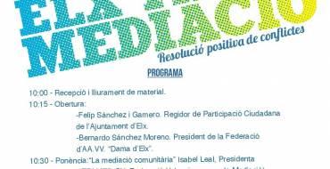 ELX FA MEDIACIÓ (Jornada sobre mediació comunitaria)