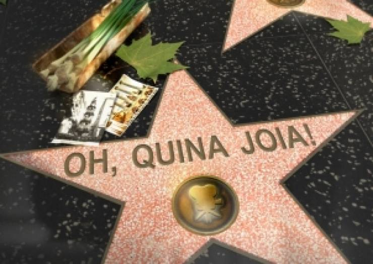 Oh, quina joia!