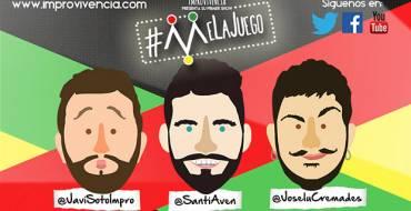 Improvivencia presenta #MeLaJuego