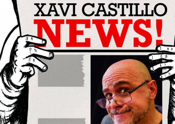 Xavi Castillo news!