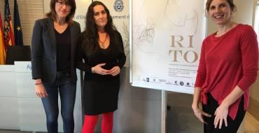 """Susana Guerrero y Asun Noales fusionan su arte en """"Rito"""""""
