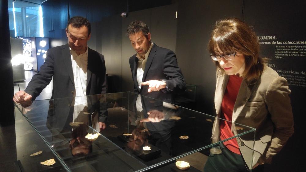"""El MAHE acull l'exposició """"Llum de Roma"""""""