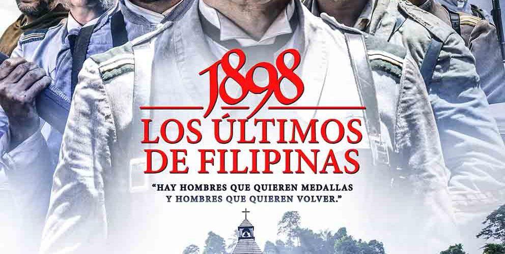 """Elche proyectará la película premiada en los Goya """"1898. Los últimos de Filipinas"""""""