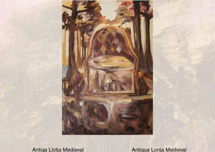 Carolina Andrada, paisajes misterio
