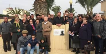 Inauguración del Passeig Antonio Alonso Botella