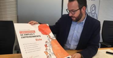 El Ayuntamiento consensuará con los agentes sociales las acciones de creación de Empleo