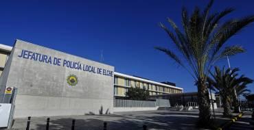 La Policía Local de Elche detiene a un hombre por agredir a una persona con discapacidad que estaba a su cargo