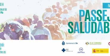 Segon Passeig Saludable de la quarta edició