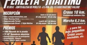 L'Ajuntament preveu una participació de 1.400 persones en el Cros de Perleta – Maitino