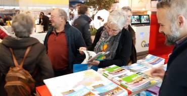 """Visitelche promociona Elche como destino en el """"Salon des vacances"""" de Bruselas"""