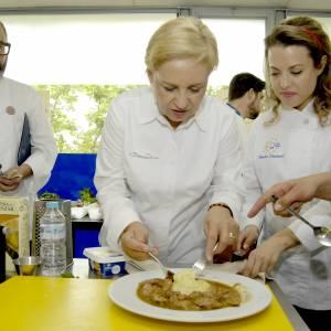 26.04.2018 Elche. segundo concurso gastronómico para personas mayores super xef senior