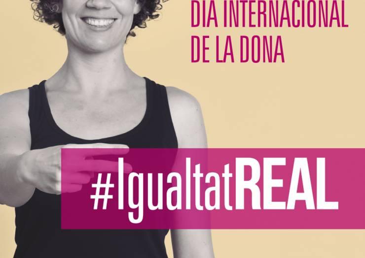 Programación de actividades en conmemoración al Día Internacional de las Mujeres.