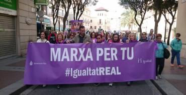 El domingo día 12 de marzo tuvo lugar la «Marxa per tu´´