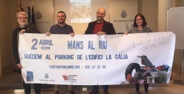 El ayuntamiento colabora en una campaña de limpieza del río Vinalopó e invita a los ilicitanos a participar en ella