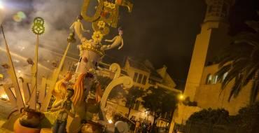 Se abre el concurso para realizar la Hoguera de San Juan en el Raval de Elche 2017