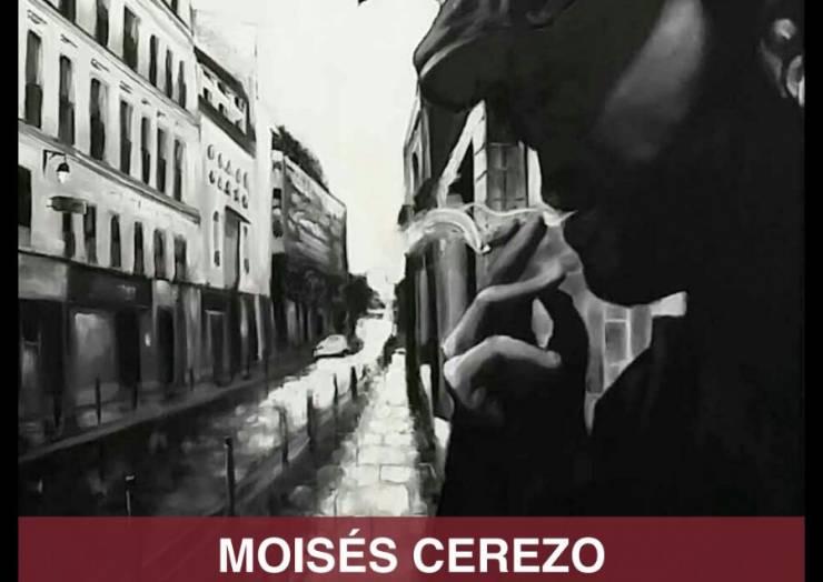Exposición Moisés Cerezo en la llonja medieval