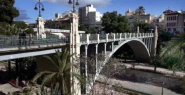 Corte del Puente de Canalejas el 5 de abril